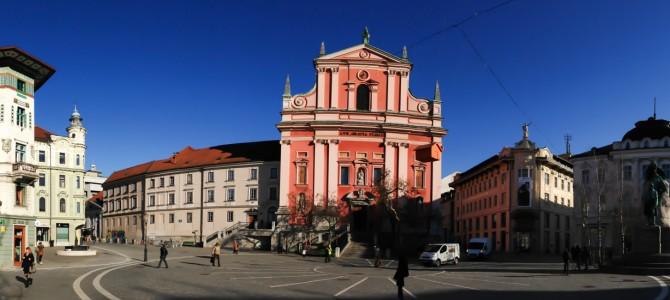 Graz und Ljubljana